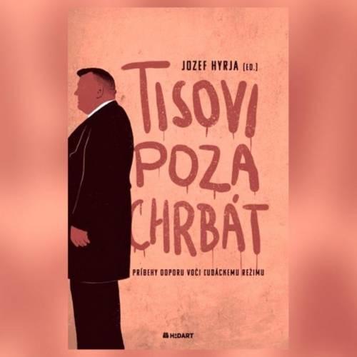 Kniha Tisovi poza chrbát je nominovaná na cenu SHS!