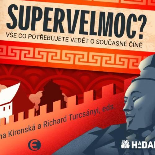 Úspešná kniha Superveľmoc? vychádza v českom jazyku